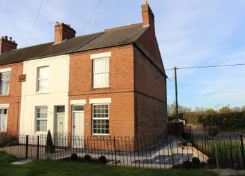 Thumbnail 2 bed property for sale in Newton Burgoland, Leicestershire
