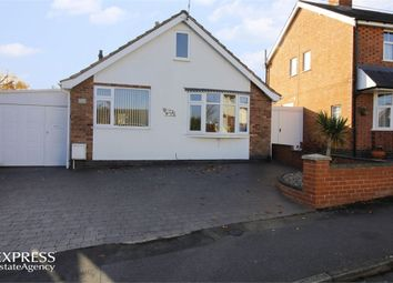 Thumbnail 3 bed detached bungalow for sale in James Street, Anstey, Leicester