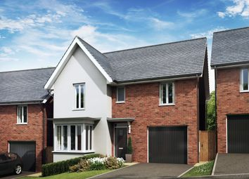 "Thumbnail 4 bedroom detached house for sale in ""Somerton"" at Godwell Lane, Ivybridge"
