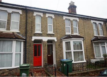 Thumbnail 2 bedroom terraced house for sale in Fitzhugh Place, Southampton