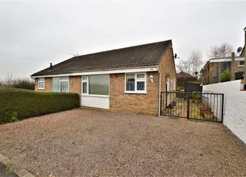 Thumbnail 2 bed semi-detached bungalow for sale in Pembroke Road, Stamford
