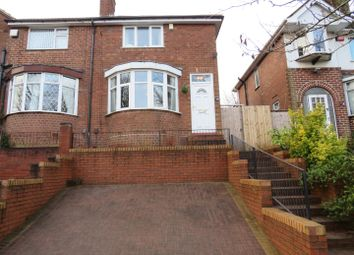 Thumbnail 2 bed semi-detached house for sale in Fowlmere Road, Great Barr, Birmingham