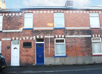 Thumbnail 3 bed terraced house for sale in Ewart Street, Scarborough, North Yorkshire