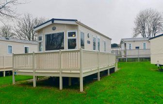 Thumbnail 2 bedroom mobile/park home for sale in Grange Court, Grange Road, Goodrington, Paignton, Devon