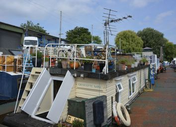Thumbnail 1 bed houseboat for sale in Charlotte Sara, Swan Island Harbour, Twickenham