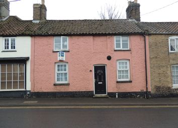 Thumbnail 2 bed terraced house to rent in Paradise Road, Downham Market