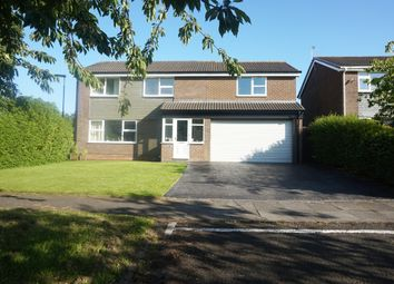 Thumbnail 5 bed detached house for sale in Wilmington Close, Newcastle Upon Tyne