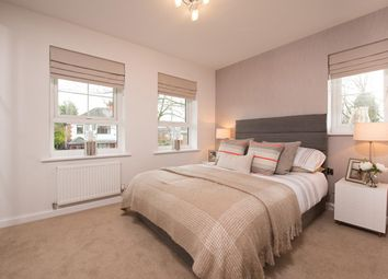 "Thumbnail 3 bed detached house for sale in ""Morpeth"" at Knights Way, St. Ives, Huntingdon"