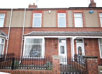 Thumbnail 3 bed terraced house for sale in Breamish Street, Jarrow