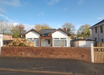 Thumbnail 2 bed detached bungalow for sale in Waunfawr, Aberystwyth