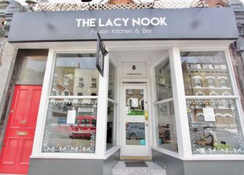 Thumbnail Retail premises to let in Cazenove Road, Stoke Newington, London