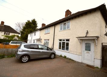 Thumbnail 3 bed semi-detached house to rent in Porchester Road, Norbiton, Kingston Upon Thames