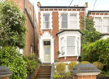 Thumbnail 4 bed semi-detached house for sale in Cromwell Avenue, Highgate, London