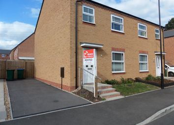 Thumbnail 3 bedroom property to rent in Apple Way, Coventry