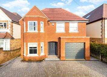 Thumbnail 5 bed detached house for sale in Ragged Hall Lane, St. Albans, Hertfordshire