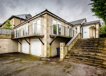Thumbnail 4 bed detached bungalow for sale in Wood Lane, Huddersfield