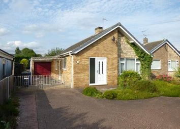 Thumbnail 3 bed bungalow for sale in Sykes Lane, Saxilby, Lincoln