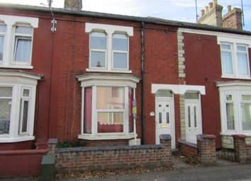 Thumbnail 2 bed terraced house for sale in Cordon Street, Wisbech
