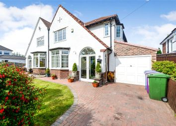 Thumbnail 3 bed semi-detached house for sale in Eaton Road, West Derby, Liverpool