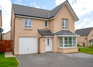 Thumbnail 4 bed detached house for sale in College Medway, Eskbank, Dalkeith