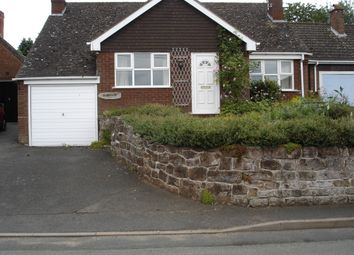 Thumbnail 2 bed bungalow for sale in High Street, Claverley