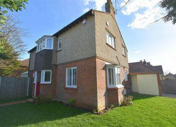 Thumbnail 4 bed detached house for sale in Willow Lodge, Ramsgate Road, Broadstairs, Kent