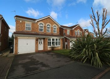 Thumbnail 4 bed detached house for sale in Atebanks Court, Balby, Doncaster, South Yorkshire
