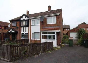 Thumbnail 2 bedroom semi-detached house for sale in Richmond Court, Middlesbrough, Cleveland
