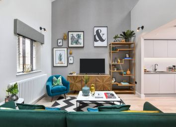 Thumbnail 1 bed flat for sale in Campsbourne Well, Crouch End