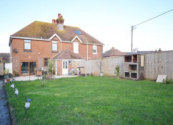 Thumbnail 3 bed semi-detached house for sale in The Avenue, Totland Bay