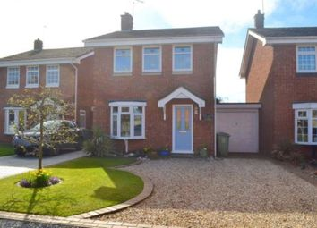 Thumbnail 3 bed detached house for sale in Shelmore Way, Gnosall, Stafford