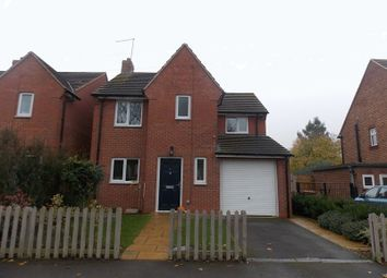 Thumbnail 3 bedroom detached house to rent in Windrush Road, Hardingstone, Northampton