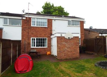Thumbnail 3 bed end terrace house for sale in Teesdale Court, Beeston, Nottingham
