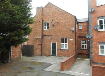 Thumbnail 1 bed flat to rent in Bridge Street, Loughborough