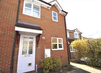 Thumbnail 2 bed end terrace house to rent in Foxes Close, Hertford