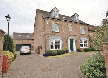 Thumbnail 5 bed detached house for sale in Main Street, Bubwith, Selby