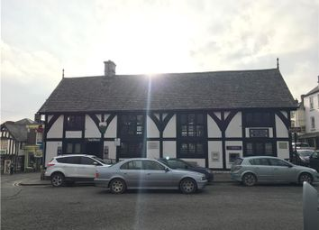 Thumbnail Retail premises for sale in Natwest - Former, St. Peters Square, Ruthin, Denbighshire, UK