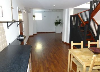 Thumbnail 1 bed flat to rent in Leswin Road, London