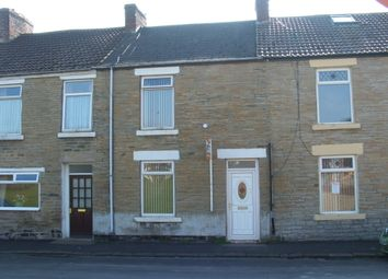 Thumbnail 2 bed terraced house to rent in Soho Street, Shildon