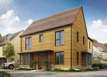 "Thumbnail 3 bed detached house for sale in ""Ph06 Woodlands"" at Brighton Road, Coulsdon"