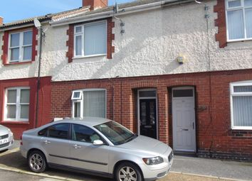 Thumbnail 3 bed terraced house to rent in Wesley Street, Pontefract