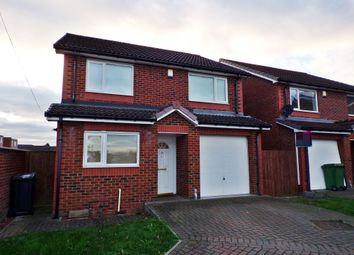 Thumbnail 4 bed detached house for sale in Strawberry Mews, Stakeford, Choppington