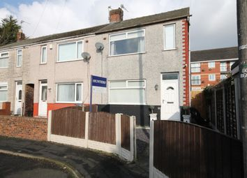 Thumbnail 2 bed town house for sale in Alfred Close, Widnes