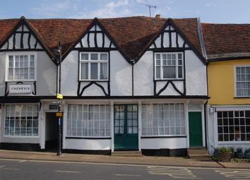 Thumbnail 4 bedroom terraced house for sale in Market Hill, Woodbridge