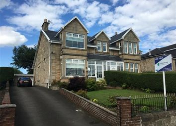 Thumbnail 3 bed semi-detached house for sale in Wester Road, Mount Vernon, Glasgow