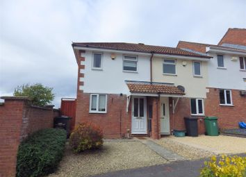 Thumbnail 1 bed end terrace house for sale in Greenhill Court, Tuffley, Gloucester
