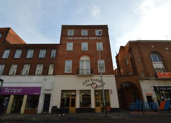 1 bed flat for sale in Bradshaw House, Rutland Street, Leicester LE1