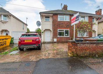 South View, London Road, Peterborough, Cambridgeshire PE2. 3 bed semi-detached house for sale