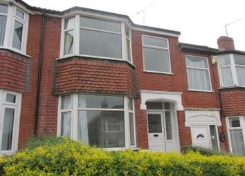 Thumbnail Terraced house to rent in Cornelius Street, Coventry