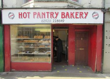 Thumbnail Retail premises for sale in 229 Cathedral Road, Cardiff